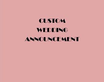 Custom Wedding - Wedding Memory - Cross Stitch - Personalized Wedding -  Wedding Gift - Completed Cross Stitch