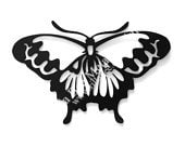 Butterfly 3 Custom Metal Sign