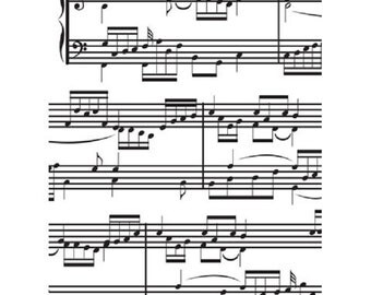 SHEET MUSIC  -  MUSICAL SCOREs -A2  EMBOSsING FoLDeR - Loads of Fun !  Make Cards and Gifts