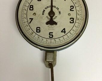 Vintage Penn Scale 20lbs Capacity