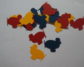 Airplane Party Confetti-  Airplane Birthday Party Confetti- Airplane Party
