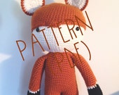 PDF Pattern - Flanagan Fox