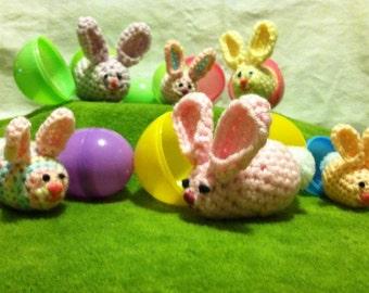 Easter Peek-A-Boo Bunny