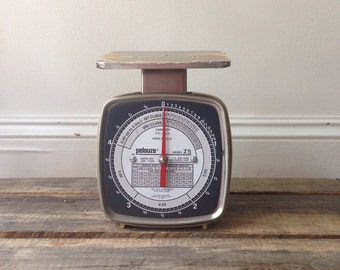 Pelouze Mail/ Postal/ Kitchen Scale 5 LBS Mail Scale