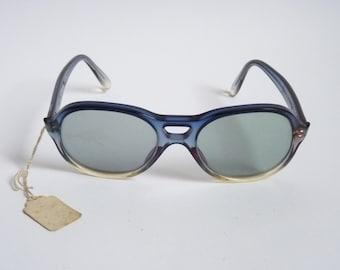 70s - 80s vintage Italian Aviator sunglasses - deadstock sunglasses