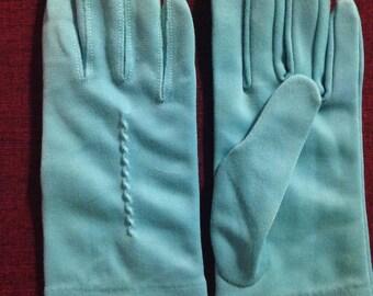 Vintage nylon gloves