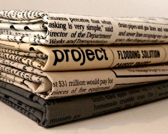 Kei Newsprint Bundle