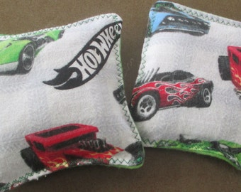 Boys' Bean Bags- Vehicle collections