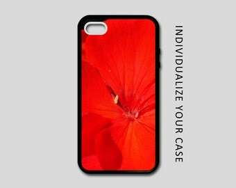 Geranium iPhone Case, Flower iPhone Case, Geranium Samsung Galaxy Case, iPhone 6, iPhone 5, iPhone 4, Galaxy S4, Galaxy S5, Galaxy S6