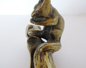 Squirrel nutcracker etsy Nutcracker squirrel