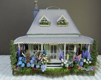 A Dream Cottage Caddy pattern