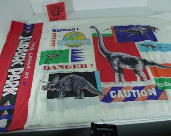 Jurassic Park Pillowcase
