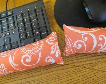 Coral Wrist Rest, Mouse and Keyboard Wrist Support