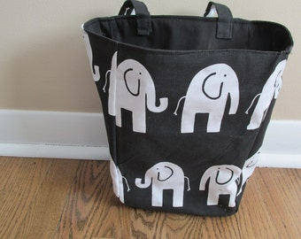 Baby Elephant Trash Bag, Car Trash Bag, Car Organizer