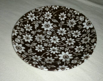 """Johnson Brothers Ironstone Country Cupboard Pattern 5 5/8"""" Saucer"""