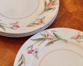 "Viceroy ""Dunsmuir"" Set of Six Dinner Plates"