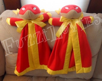 The Flash Large Lovey for Children Made to Order
