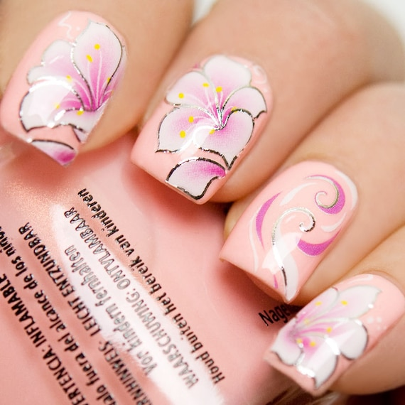 water nail art instructions