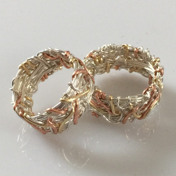 his and hers wedding rings wedding ring set matching by