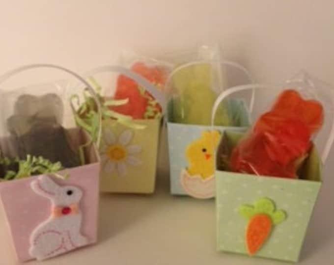 Organic Bunny Soaps