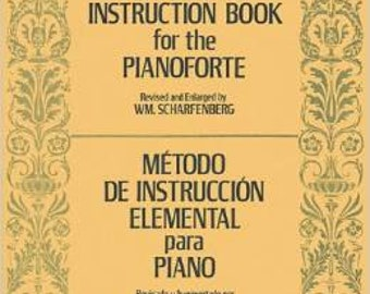 1986 Elementary Instruction Book for the Pianoforte