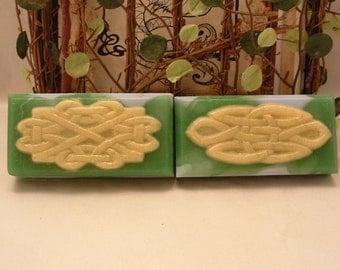 Drakkar scented Glycerin & Goat's Milk soap.  Perfect gift for Him!