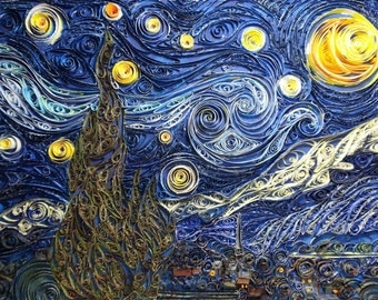 Starry Night Quainting