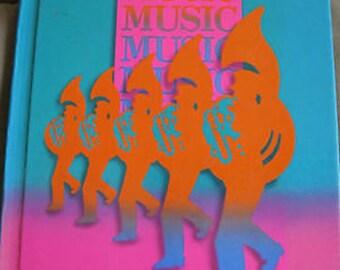 Holt Music (1988, Hardcover) 6th Grade B4-1