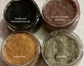 Vegan Emulsifying Facial Scrub That is Personalized for You