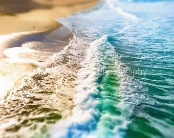 Golden Globes, Beach Photography, Ocean Photography, Wave Serene, California,coastal,Turquoise-Teal, GBK Emmy Awards Celebrity