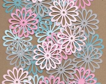 25 2 inch Flowers Dreamy Cricut Die Cuts