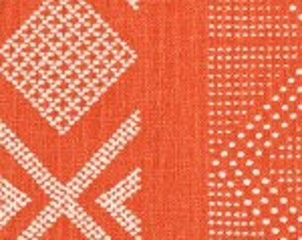 "Kathryn Ireland's  ""Tangier"" Fabric Drapery Panels"