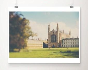 kings college chapel photograph cambridge photograph travel photography kings college print architecture photograph cambridge print