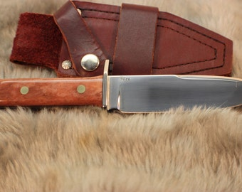 Spear Point Blade Fighter Knife
