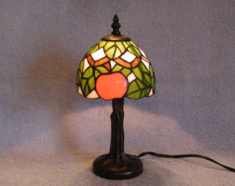 Stained Glass Lamp - Accent Lamp