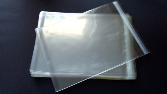 100 2 3 4 X 3 3 4 Aceo Trading Card Size Resealable Cello Bags