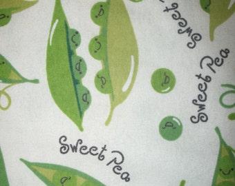 Sweet Pea Pillowcase