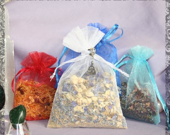 Potpourri Sachet Wedding/Handfasting/Celebration Favors