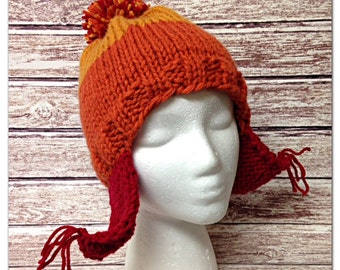 MADE TO ORDER, The Jayne Hat, in adult sizes, Knit