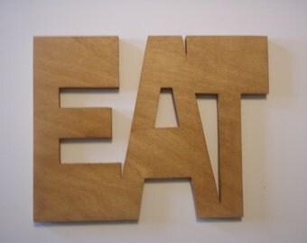 Eat Wall Art