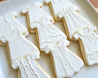 12 Baptism or First Communion Cookies!