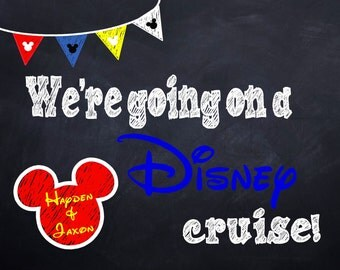 Going to Disney and days until disney