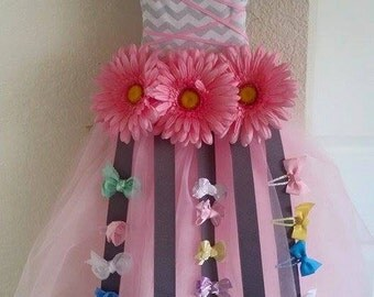 Tutu Hair Bow Holder-