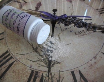 Lavender Dusting Powder