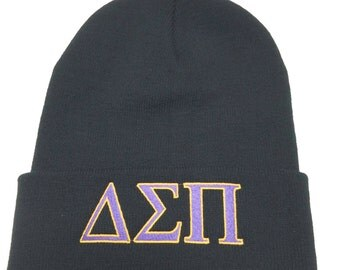 Delta Sigma Pi Business Fraternity Beanie