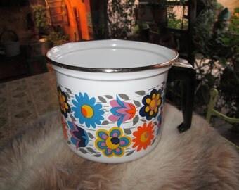 Year 70 porcelain milk jug.