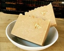 Honey Bunny - Hand-Made Soap - Shea Butter - Cocoa Butter - Cold-Process - Honey Soap