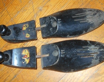 Antique Dacks Shoe Forms
