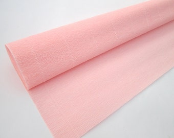 Crepe Paper Roll-140g.- #948 Peach-Gift Wrapping Paper- Paper Flower- Paper Decoration