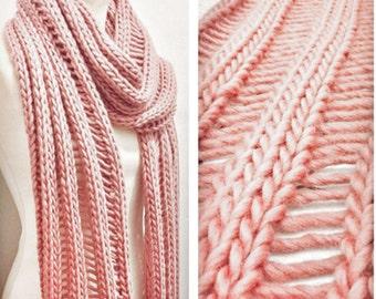 Chunky knit kit | Etsy